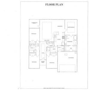 The Doral Floor Plan